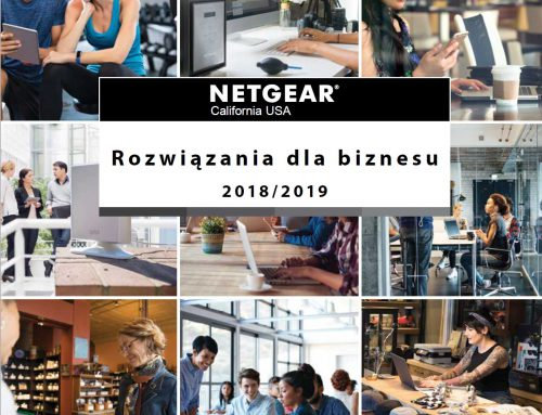 NETGEAR – nowy katalog biznesowy