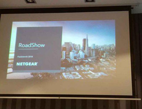 NETGEAR Roadshow 2018