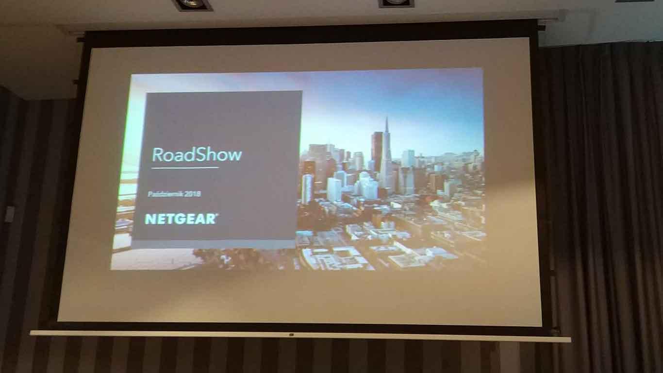 ITM.expert NETGEAR Roadshow 2018