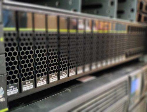 Dostawa oprogramowania i sprzętu Huawei do Gminy Gniew