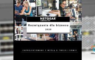 Katalog NETGEAR 2020 - rozwiązania dla biznesu 1